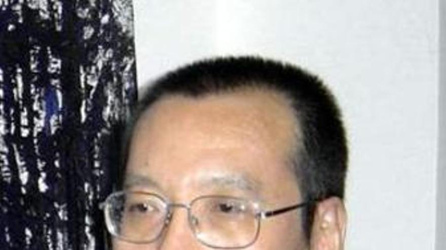 El disidente y preso político chino Liu Xiaobo