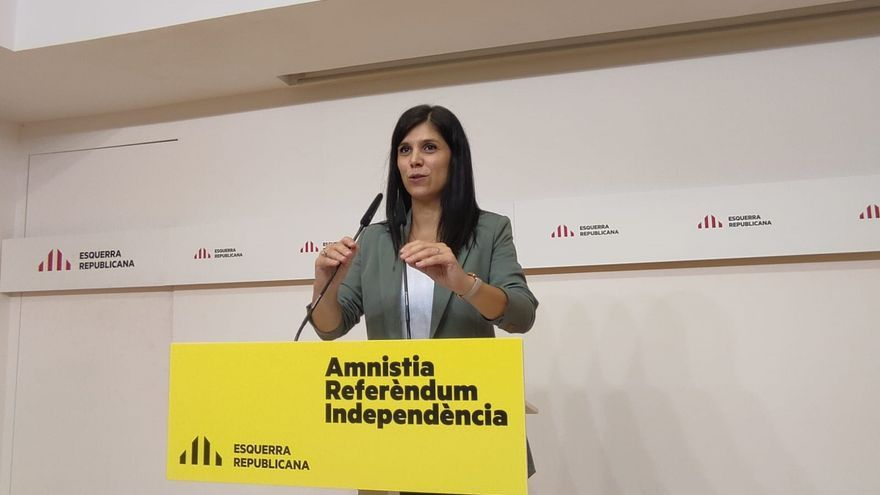 ERC propone abrir una ponencia en el Parlament para una ley electoral catalana
