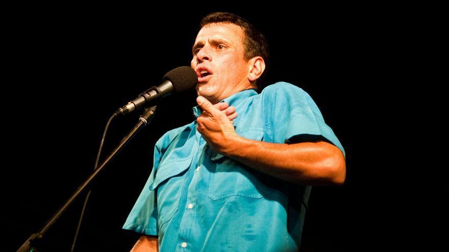 Capriles pide a sus seguidores no perder el tiempo con lo negativo y peleas