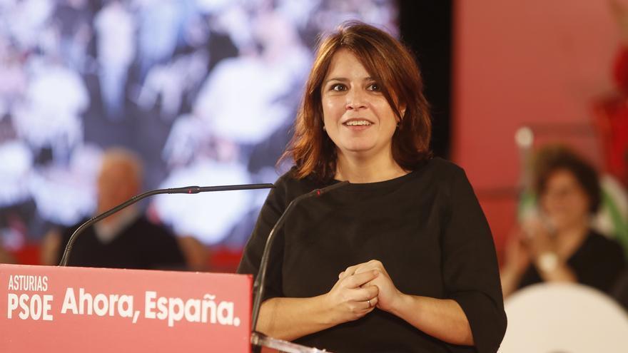 """Lastra cree que """"nunca"""" habrá una gran coalición PSOE-PP y considera a Errejón """"parte del problema"""""""
