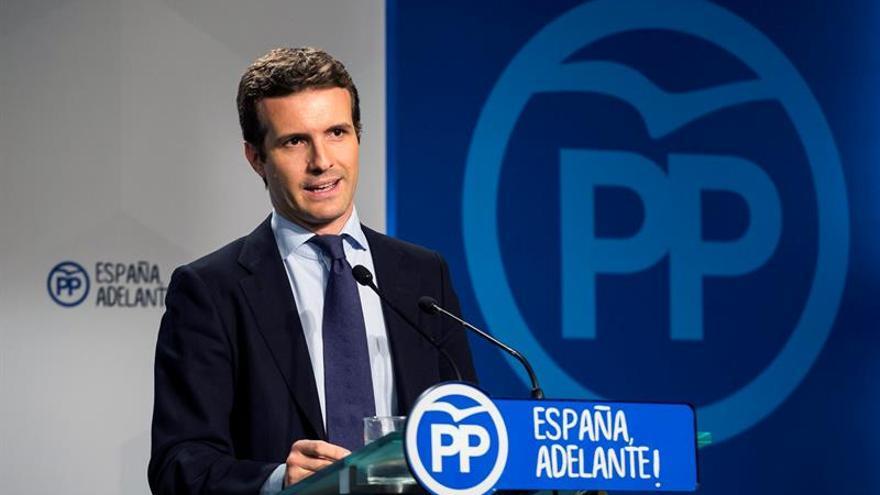 El PP subraya que Rajoy no tiene nada que ocultar en su declaración en el juicio Gürtel