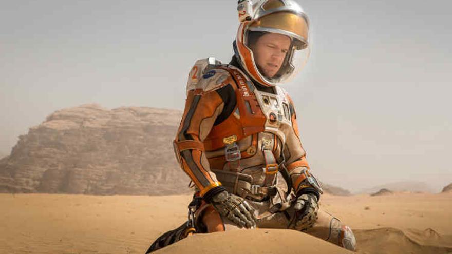 Marte, Ridley Scott