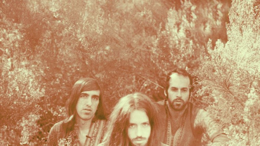 Crystal Fighters. Foto: Neil Krug/Dcode