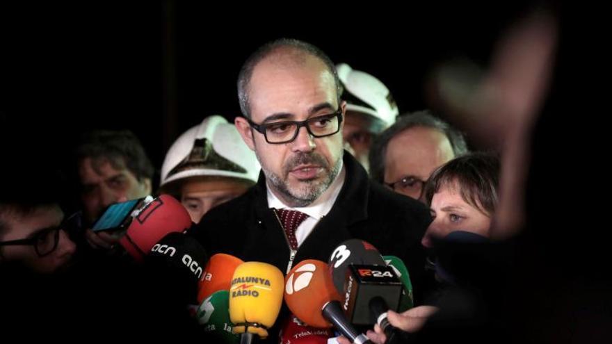 El conseller Miquel Buch destaca el aumento del 80% de la actividad policial en Barcelona