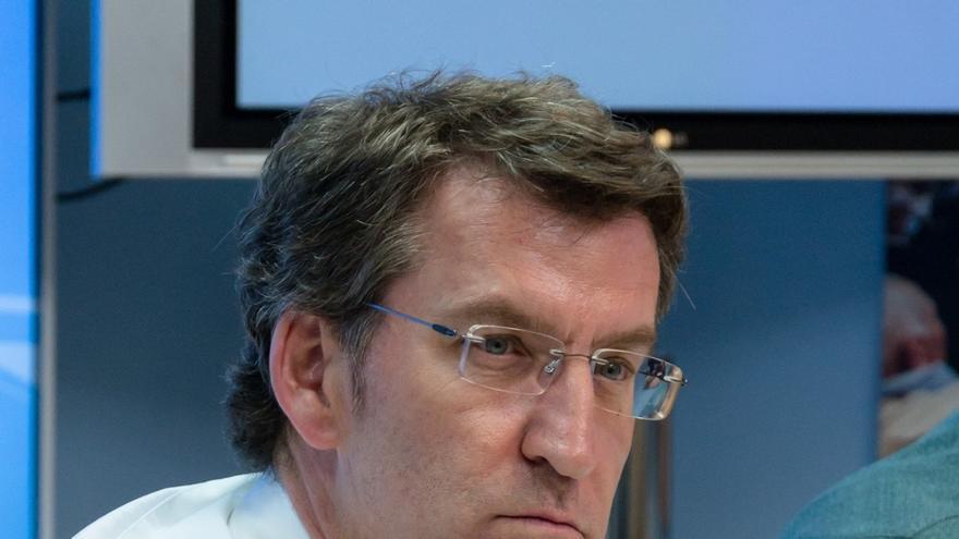 """Feijóo avanza """"una renovación de equipos, de políticas y de actitudes"""" en el PPdeG"""