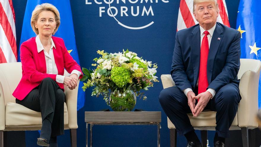 """Trump amenaza con """"aranceles muy altos"""" a los automóviles europeos si la UE no acepta un acuerdo comercial"""