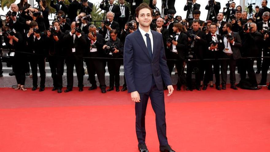 Dolan, Loach y Farhadi, en la alfombra roja de Cannes previa a los premios