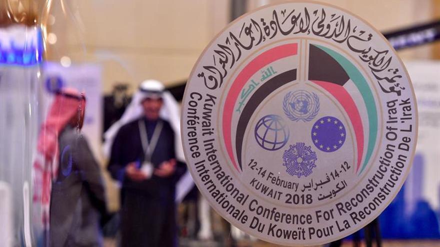 Irak busca fondos para la reconstrucción tras la guerra con el Estado Islámico