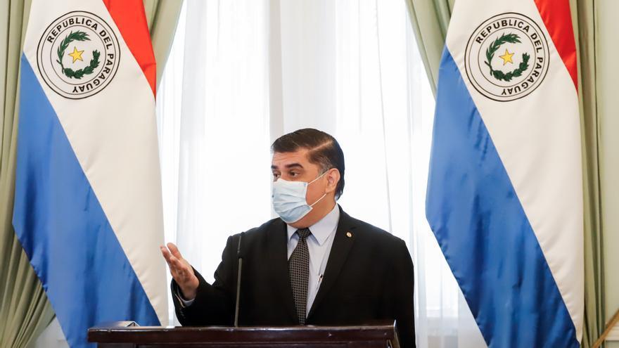 Paraguay espera concluir la vacunación del personal sanitario esta semana