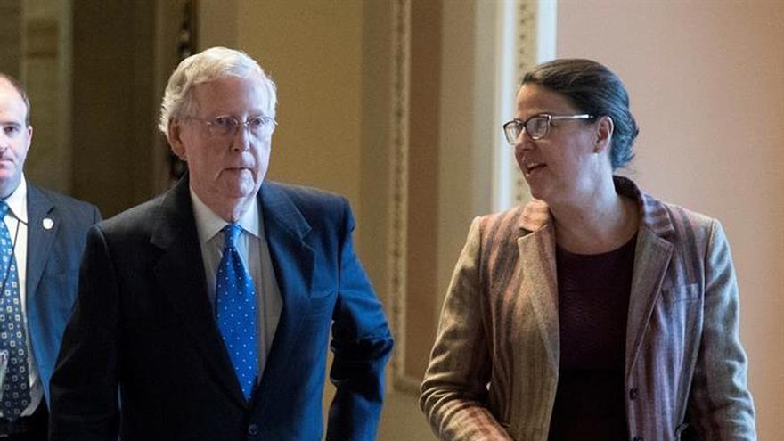 Un candidato republicano al Senado de EEUU, acusado de abusar de una niña de 14 años