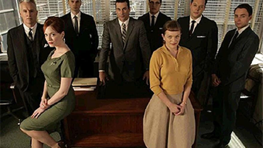 'Mad Men' y 'Modern Family' triunfan en los Emmy