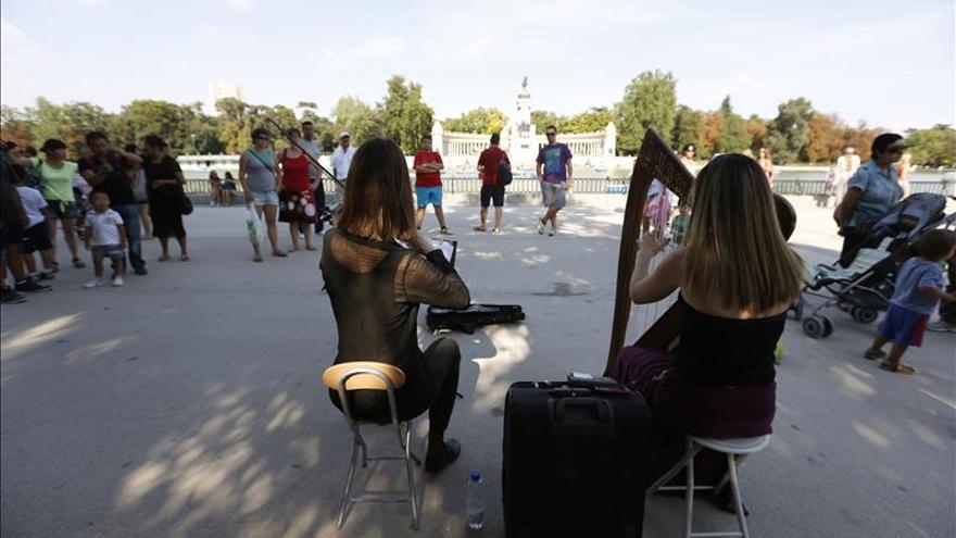 Los músicos callejeros de Madrid realizarán las pruebas la próxima semana