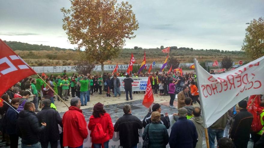 Jornadas de noviembre de las Marchas por la Dignidad
