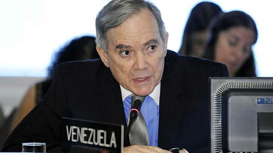 Gobierno venezolano dice que la salida a la crisis no puede ser necesariamente electoral