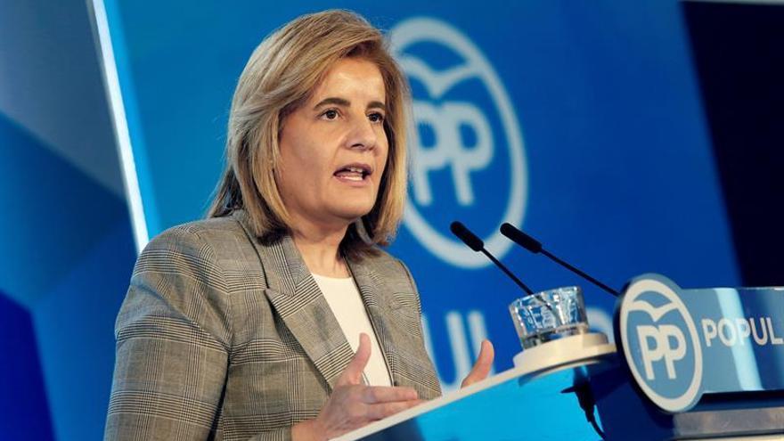 Bañez: Mi responsabilidad es garantizar las pensiones de hoy y de mañana