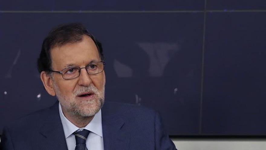 Rajoy anuncia que convocará la Conferencia de Presidentes antes de fin de año