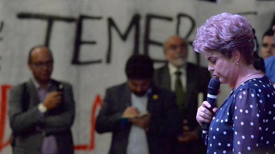El Senado comenzará la fase final del juicio político a Rousseff el 29 de agosto