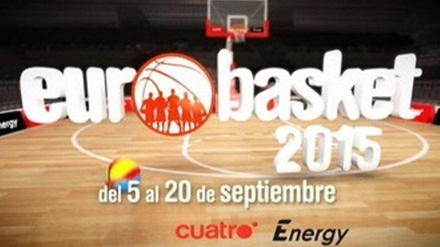 Mediaset presenta a su equipo para el Eurobasket 2015
