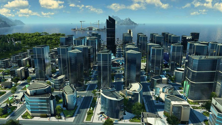 Anno 2205 imagnes preview