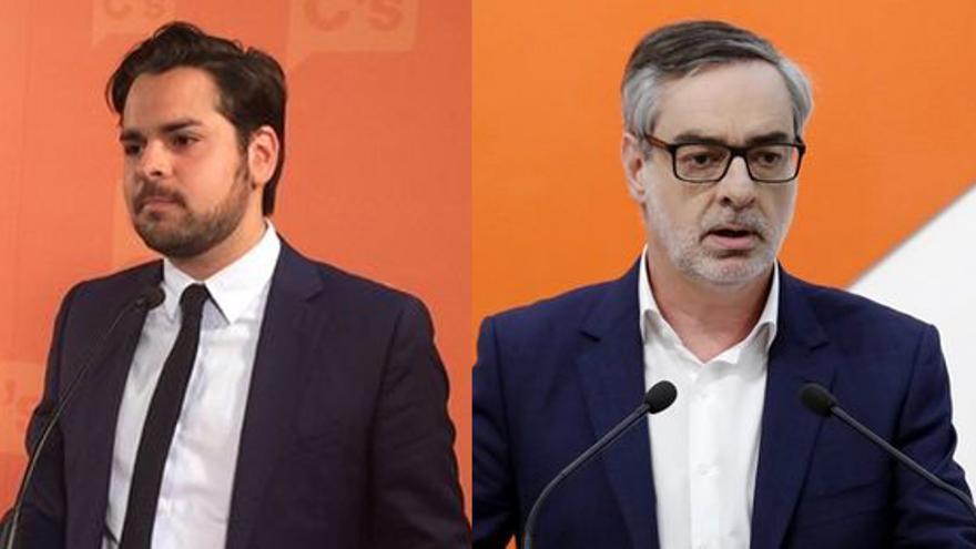 Fernando de Páramo y José Manuel Villegas