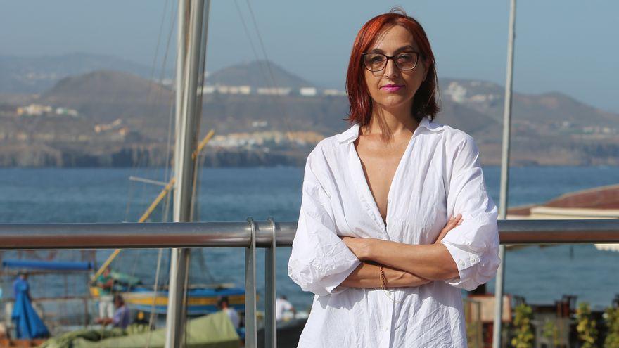 La activista y fundadora del colectivo Caminando Fronteras, Helena Maleno