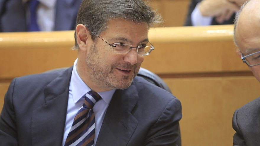 El ministro de Justicia se reúne este martes con la Sala de Gobierno del Tribunal Superior de Navarra