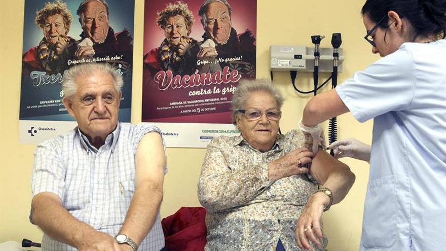Los españoles, entre los más longevos con una esperanza de vida de 82,8 años