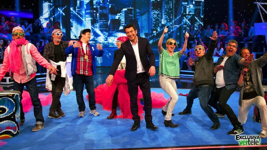 Vuelve el programa más loco de la TV: 'Me resbala' en Antena 3