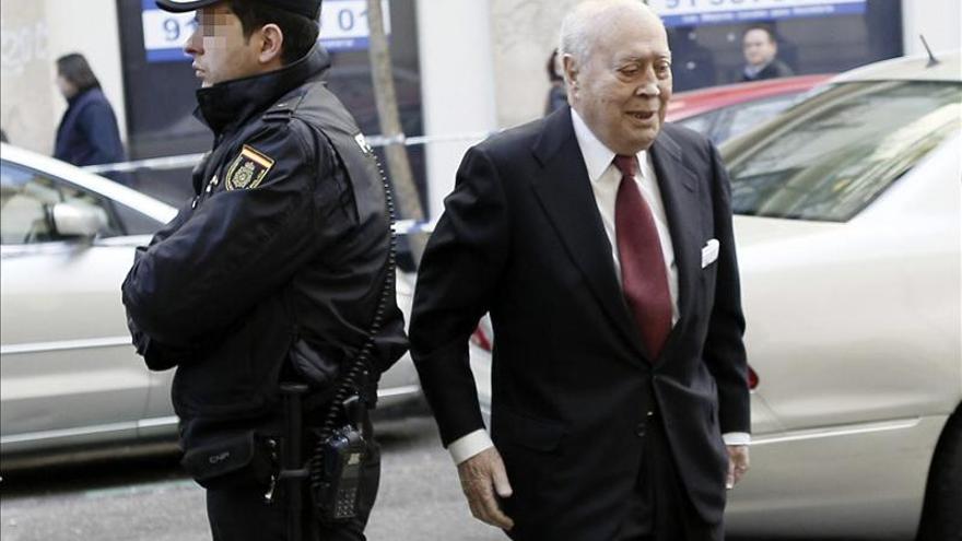 El extesorero del PP Álvaro Lapuerta. / Efe