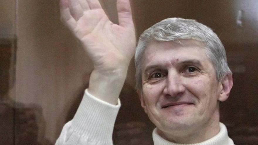 Lébedev, el socio de Jodorkovsky es liberado tras 10 años en prisión
