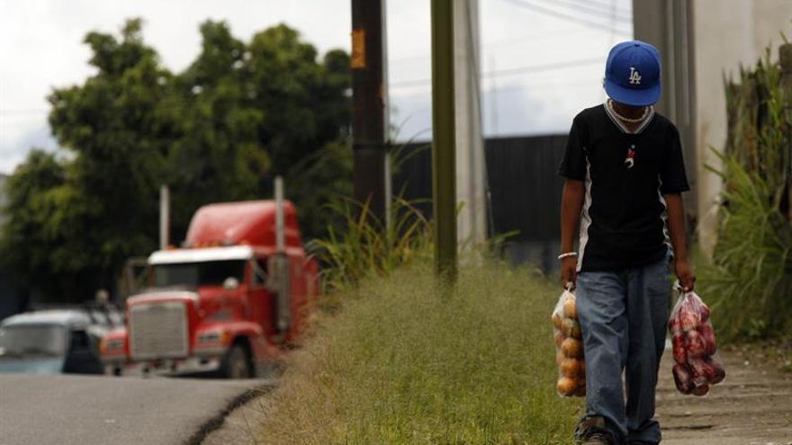 Guatemala es el país de América Latina con mayor índice de trabajo infantil