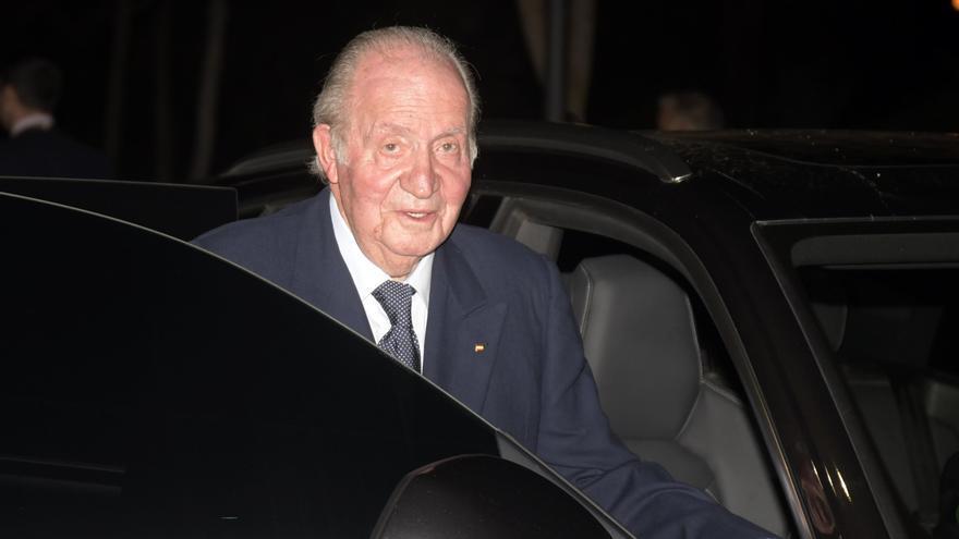 Juan Carlos I ¡Presente!... y ausente