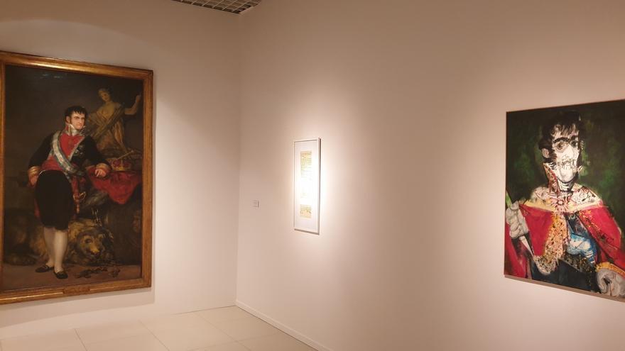 Las series completas de los 'Caprichos' y 'Desastres' de Goya se exponen por primera vez en Cantabria