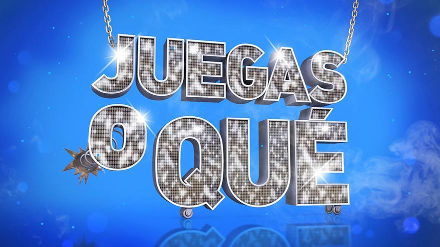 Logotipo de '¿Juegas o qué?'