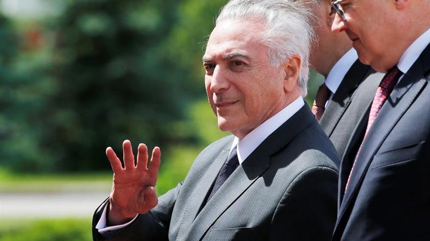 La crisis que implica a Temer y paraliza a Brasil entra en una fase decisiva
