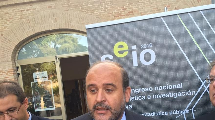 José Luis Martínez Guijarro, vicepresidente de Castilla-La Mancha