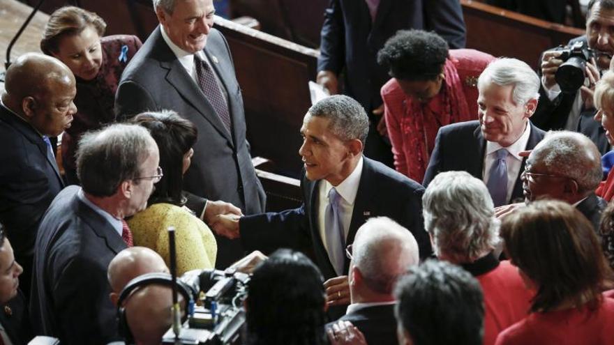 Principales medidas anunciadas por Obama en su discurso ante el Congreso