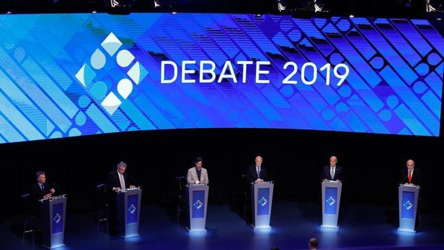 Argentina inicia una tensa cuenta atrás electoral tras el último debate presidencial