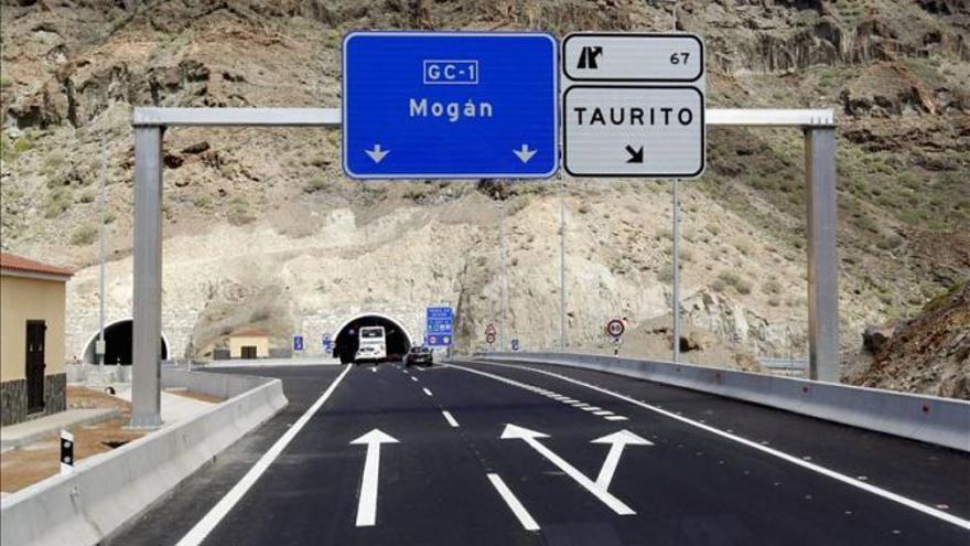 Carretera a Mogán
