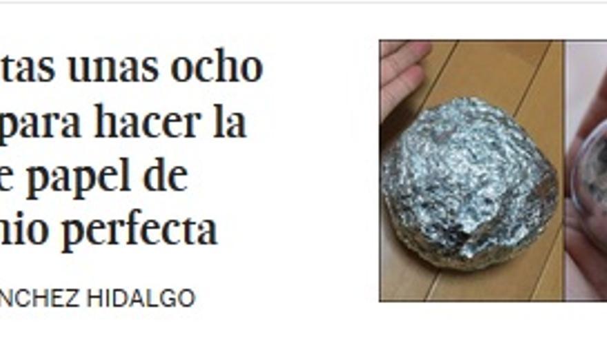 Periodismo El País