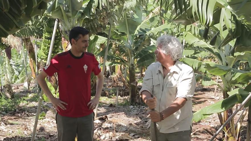 Captura del vídeo de promoción de socios.