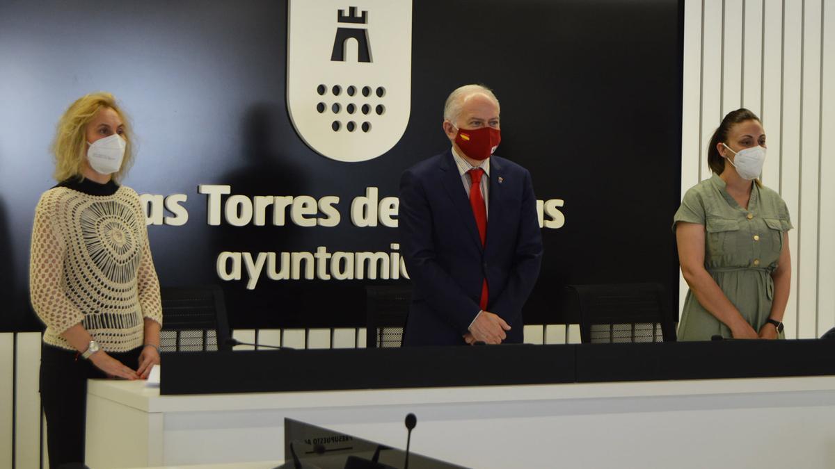 El exalcalde socialista de Las Torres de Cotillas Joaquín Vela