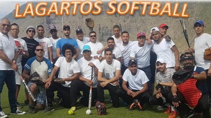 Sóftbol en El Hierro