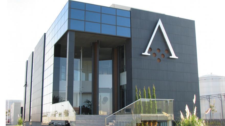 Alvinesa, empresa que impulsa el vertedero de residuos no peligrosos en Daimiel