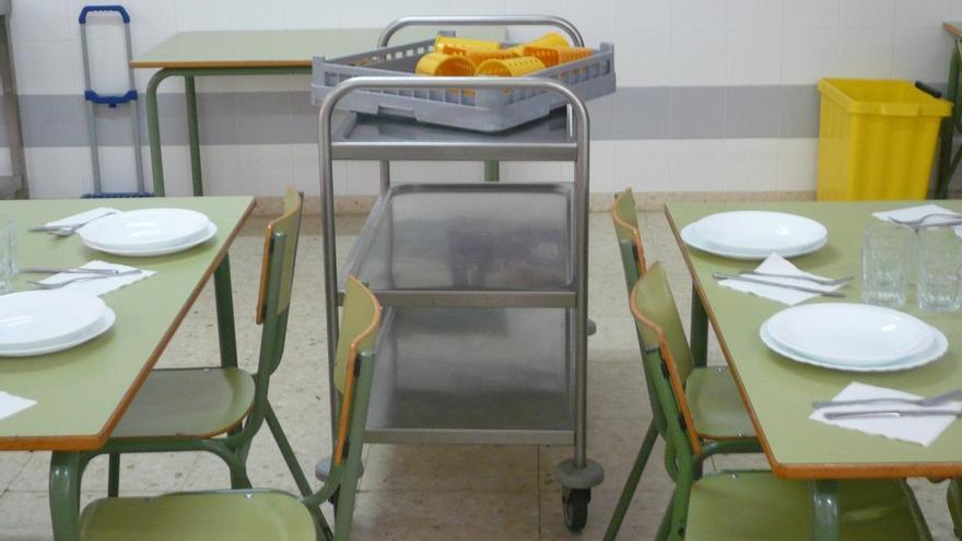 """Facua exige eliminar una cláusula de los contratos de comedores escolares que """"obliga a avisar ausencias con tres días"""""""