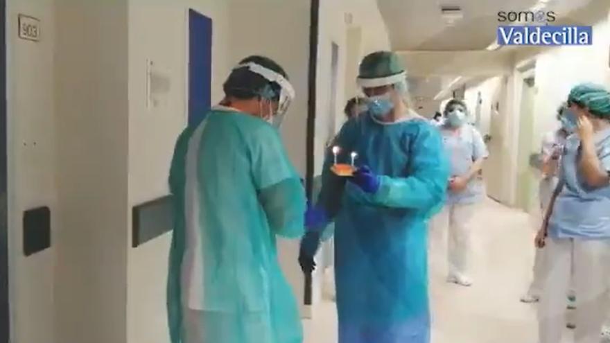 Imagen del vídeo.