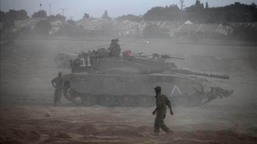 EEUU envía más munición a Israel, pese a críticas a muertes civiles en Gaza