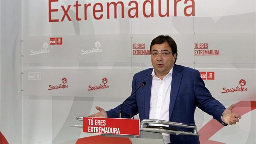 Asegurada la investidura de Vara, la incertidumbre está en qué votará Podemos