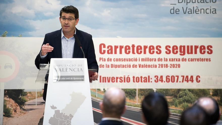 Jorge Rodríguez ha presentat el pla de carreteres segures