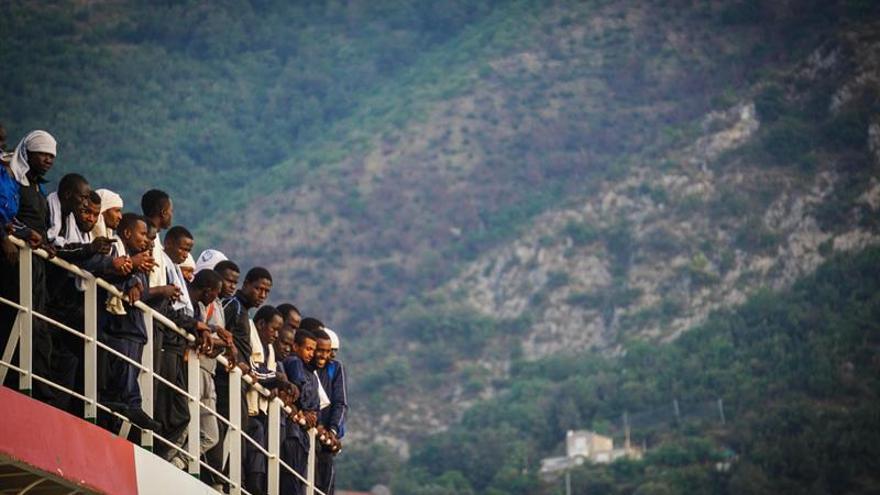 La Armada libia responsabiliza a una ONG alemana de la muerte de 5 inmigrantes